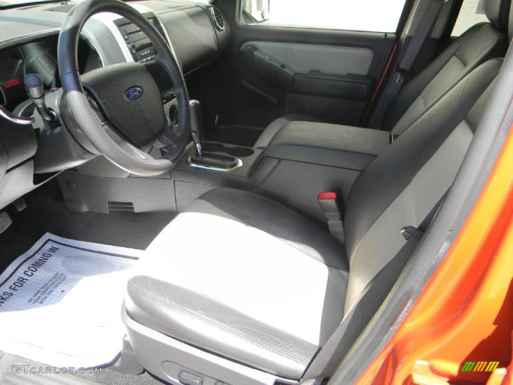 2007 Ford Explorer XLT Ironman Edition 4x4 interior Photo ...