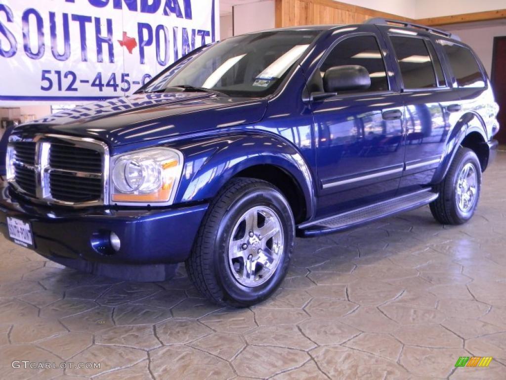 on 2005 Dodge Durango Limited Hemi