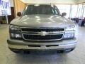 2006 Graystone Metallic Chevrolet Silverado 1500 Z71 Crew Cab 4x4  photo #3