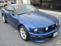 2007 Vista Blue Metallic Ford Mustang GT/CS California Special Coupe  photo #2
