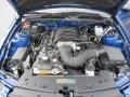2007 Vista Blue Metallic Ford Mustang GT/CS California Special Coupe  photo #10