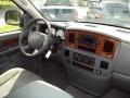 2006 Bright Silver Metallic Dodge Ram 1500 SLT Quad Cab  photo #11