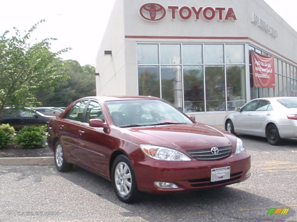 2004 salsa red pearl toyota camry xle 29763237 car color galleries. Black Bedroom Furniture Sets. Home Design Ideas
