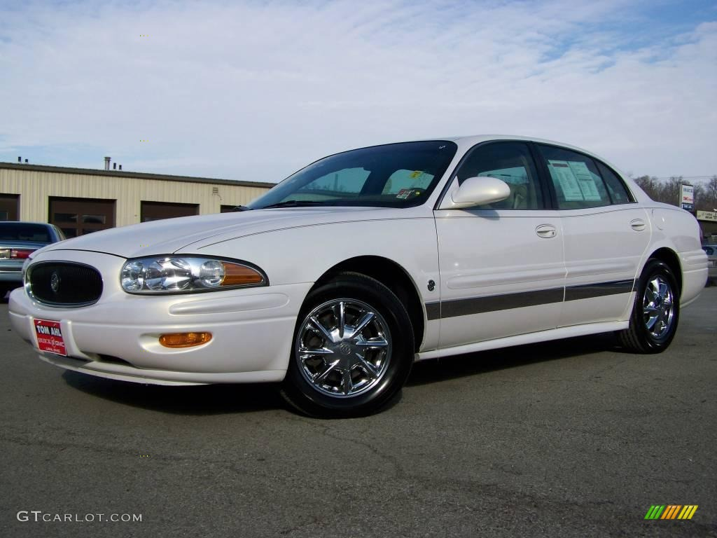 2004 white gold flash buick lesabre limited 2974206 gtcarlot com car color galleries gtcarlot com