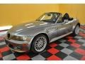 2002 Sterling Gray Metallic BMW Z3 3.0i Roadster #29832044