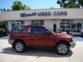 2002 Currant Red Mica Isuzu Rodeo S  photo #1