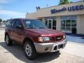 2002 Currant Red Mica Isuzu Rodeo S  photo #2