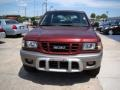 2002 Currant Red Mica Isuzu Rodeo S  photo #3