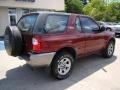 2002 Currant Red Mica Isuzu Rodeo S  photo #8