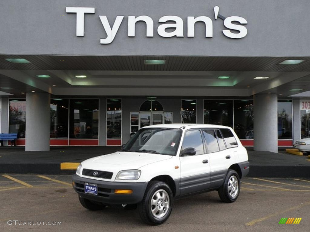 1996 white toyota rav4 29831709 gtcarlot car color galleries white toyota rav4 sciox Choice Image