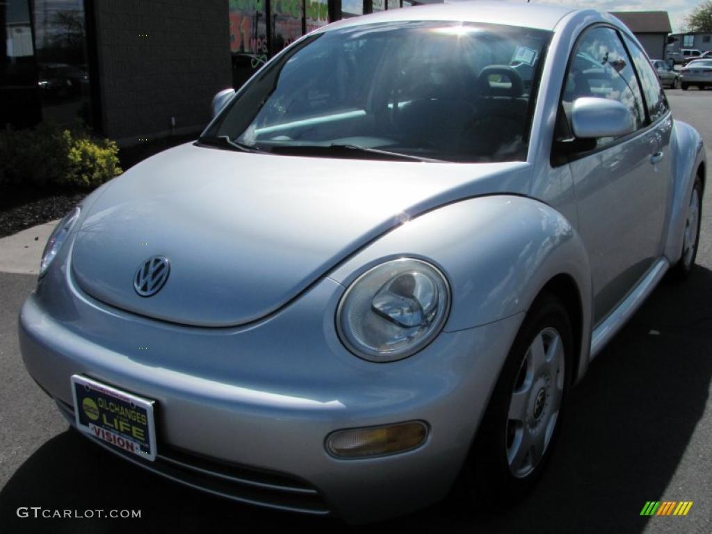 1998 silver arrow metallic volkswagen new beetle 2 0 coupe 29763020 car color. Black Bedroom Furniture Sets. Home Design Ideas