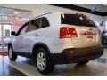 2011 Bright Silver Kia Sorento LX  photo #5