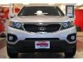 2011 Bright Silver Kia Sorento LX  photo #12