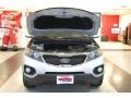2011 Bright Silver Kia Sorento LX  photo #27