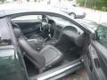 2001 Dark Highland Green Ford Mustang Bullitt Coupe  photo #14
