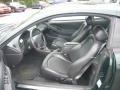 2001 Dark Highland Green Ford Mustang Bullitt Coupe  photo #15