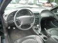 2001 Dark Highland Green Ford Mustang Bullitt Coupe  photo #16