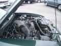 2001 Dark Highland Green Ford Mustang Bullitt Coupe  photo #24