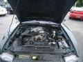 2001 Dark Highland Green Ford Mustang Bullitt Coupe  photo #25