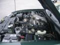 2001 Dark Highland Green Ford Mustang Bullitt Coupe  photo #26