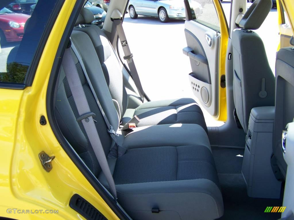 2006 solar yellow chrysler pt cruiser street cruiser route 66 edition 2974224 photo 13. Black Bedroom Furniture Sets. Home Design Ideas