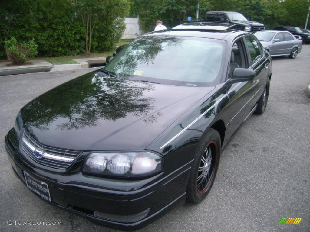 2004 black chevrolet impala ss supercharged 29957529 car color galleries. Black Bedroom Furniture Sets. Home Design Ideas
