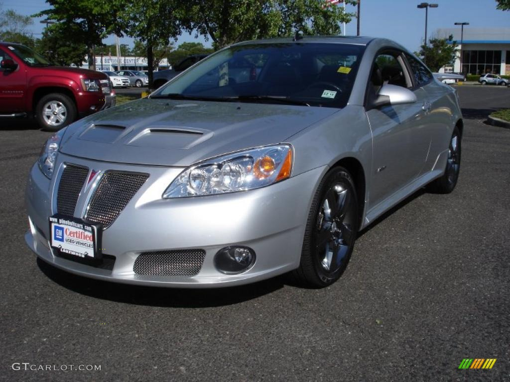 2009 quicksilver metallic pontiac g6 gxp coupe 29956901. Black Bedroom Furniture Sets. Home Design Ideas