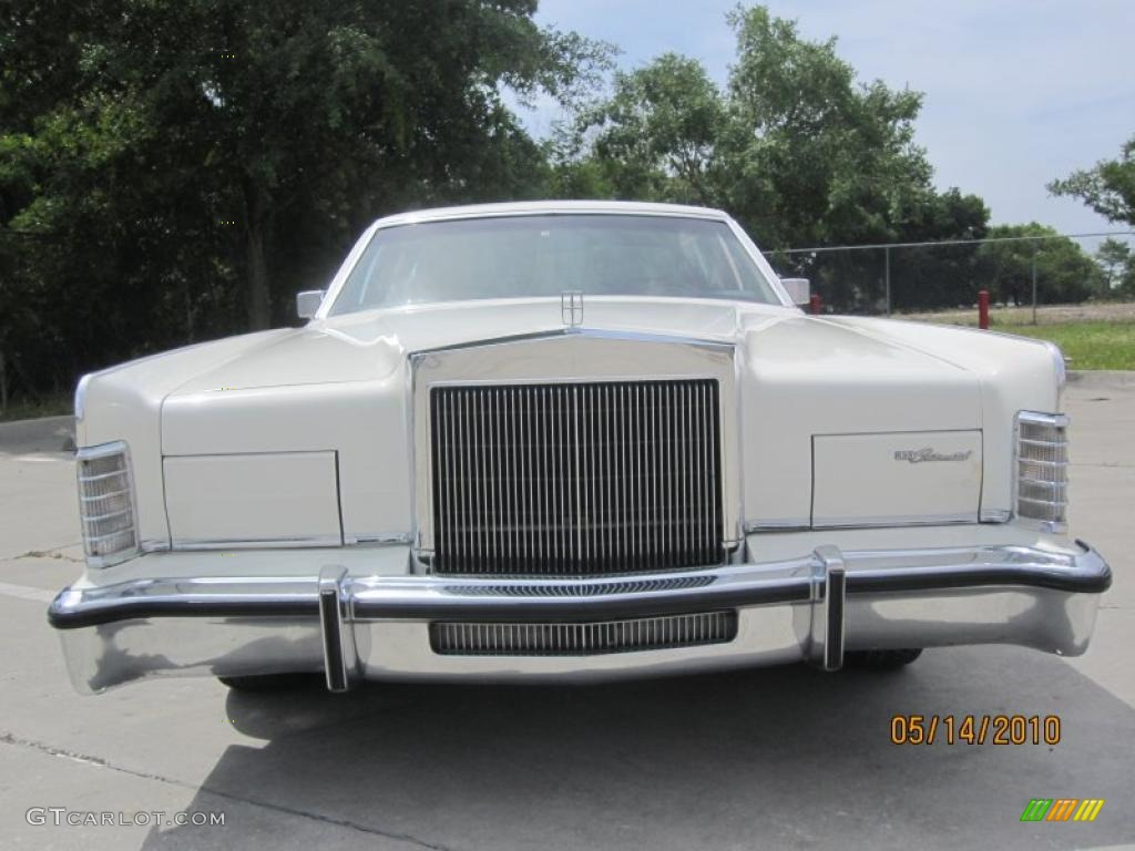 1978 White Lincoln Continental Sedan 30036906 Photo 27 Gtcarlot