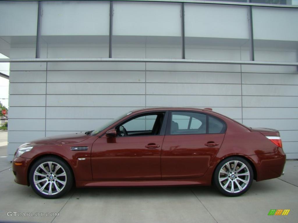 Worksheet. 2008 Indianapolis Red Metallic BMW M5 Sedan 30037240 Photo 4