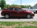 2007 Victory Red Chevrolet Cobalt LT Sedan  photo #4