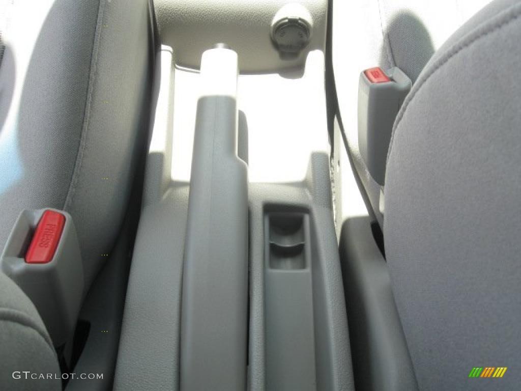 2007 Cobalt LT Sedan - Victory Red / Gray photo #26