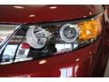 2011 Spicy Red Kia Sorento LX  photo #52