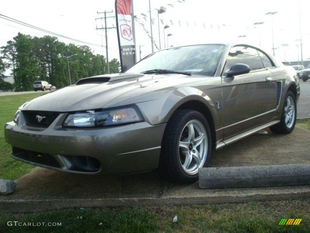 Ford Tk Mineral Grey Metallic Paint Cobra