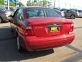 2005 Infra-Red Ford Focus ZX4 SE Sedan  photo #2