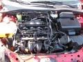 2005 Infra-Red Ford Focus ZX4 SE Sedan  photo #20