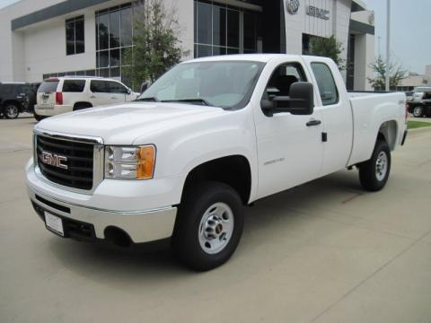 2010 gmc sierra 2500hd work truck extended cab 4x4 data. Black Bedroom Furniture Sets. Home Design Ideas