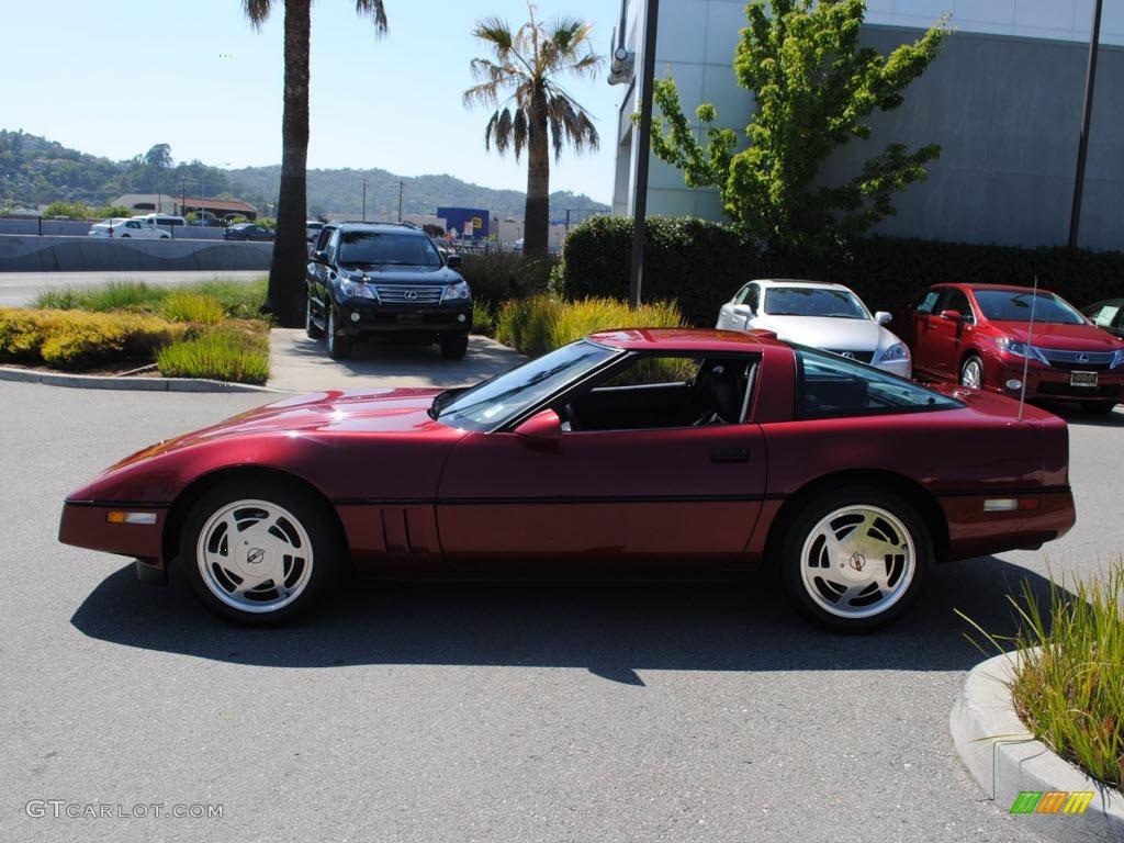 1986 Chevrolet Corvette  User Reviews  CarGurus