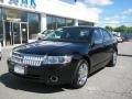 2008 Black Lincoln MKZ AWD Sedan  photo #2