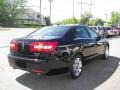 2008 Black Lincoln MKZ AWD Sedan  photo #3