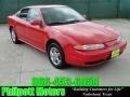 Bright Red 2000 Oldsmobile Alero Gallery