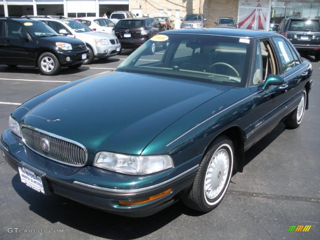 on 1999 Buick Lesabre Green