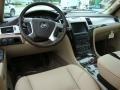 2010 Cadillac Escalade Cashmere/Cocoa Interior Dashboard Photo
