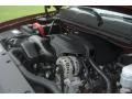 2009 Deep Ruby Red Metallic Chevrolet Silverado 1500 LT Z71 Crew Cab 4x4  photo #30