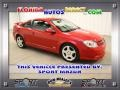 2007 Victory Red Chevrolet Cobalt SS Supercharged Coupe  photo #1