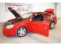 2007 Victory Red Chevrolet Cobalt SS Supercharged Coupe  photo #43