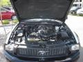 2007 Black Ford Mustang V6 Deluxe Coupe  photo #41