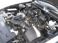 2007 Black Ford Mustang V6 Deluxe Coupe  photo #43