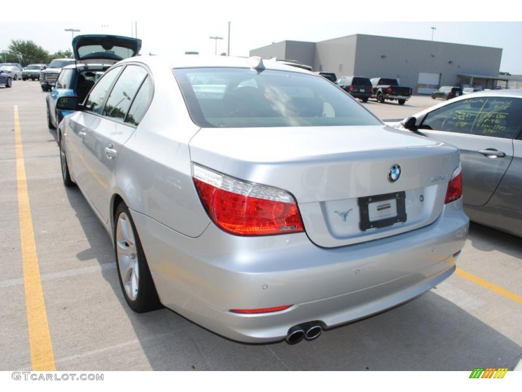 2008 5 Series 535i Sedan