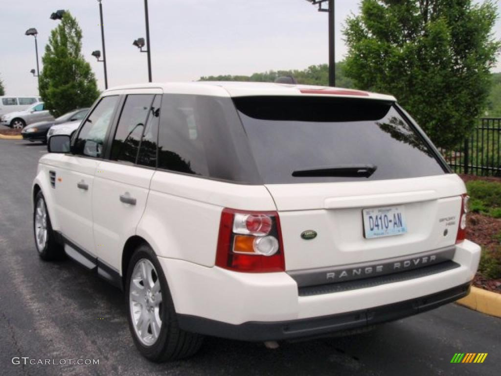 2006 chawton white land rover range rover sport hse 30214242 photo 17 car. Black Bedroom Furniture Sets. Home Design Ideas
