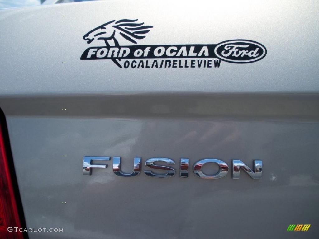 2010 Fusion SEL - Smokestone Metallic / Camel photo #4
